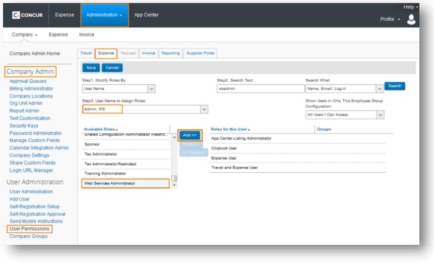SAP Concur Developer Center   Enabling and Disabling Apps